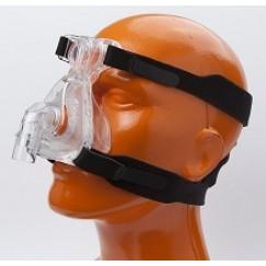 Çift Silikon Yastıklı Nasal Cpap-Bpap Maskesi PureBreath