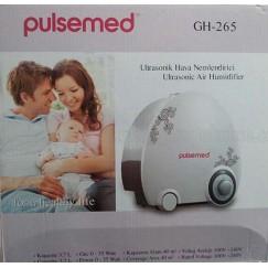 Pulsemed Ultrasonik Nemlendirci Soğuk Buhar GH 265