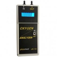 Plusmed PM-120 Oksijen Analizörü (Oksijen Metre) İsviçre