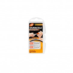 Duracell Activair 13 İşitme Cihazı Pilleri 6 lı 1.4V